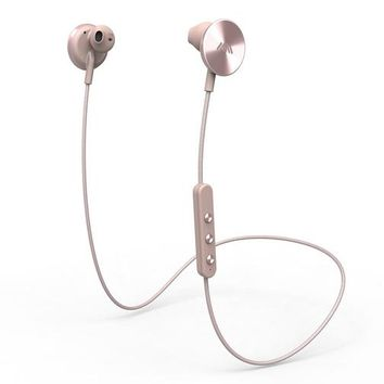 i.am+ BUTTONS Bluetooth Earphones in Rose