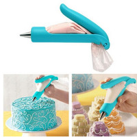 Pastry Icing Piping Bag Nozzle Tips - Cake Decorating Mouth