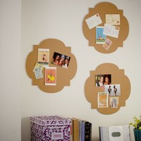 Clover Shaped Corkboards