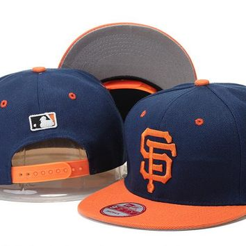 Perfect San Francisco Giants hats Women Men Embroidery Sports Sun Hat Baseball Cap Hat