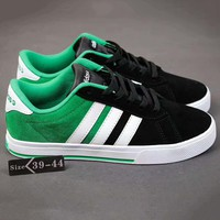 Adidas NEO Sneakers Women Fashion Trending Running Sports Shoes Green-Black G-SSRS-CJZX