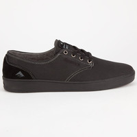 Emerica The Romero Laced Mens Shoes Black/Black  In Sizes