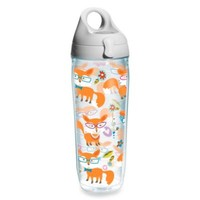 Tervis® Whimsical Fox 24-Ounce Wrap Water Bottle