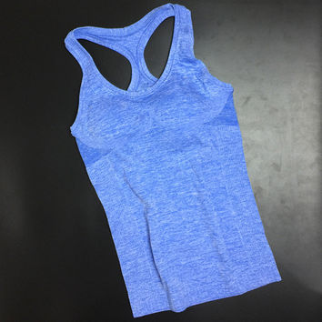 Sports Active summer style tank top quick dry Hot Ladies Fashion Sports Camis Fitness Gym Tanks Fitness tops