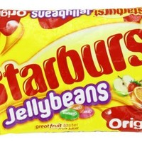 Starburst Original Jellybeans Easter Candy, 14 Ounce Bag
