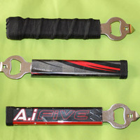 Bottle Opener Made From Recycled Hockey Sticks