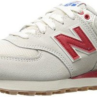 New Balance Women's 574 Retro Sport Pack Lifestyle Fashion Sneaker