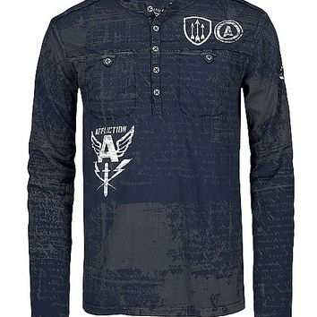 Affliction Container Henley
