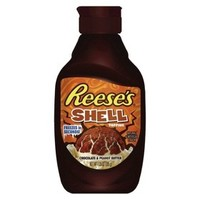 Reese's Shell Chocolate & Peanut Butter Topping 7.25 oz