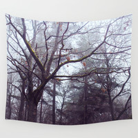 Roots Wall Tapestry by HappyMelvin