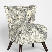 Marbleized Chair - Urban Outfitters