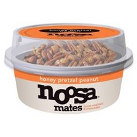 Noosa® Mates Honey Pretzel Peanut Yogurt - 5.5oz