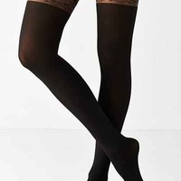 Lacey Faux Thigh High Tight - Urban Outfitters