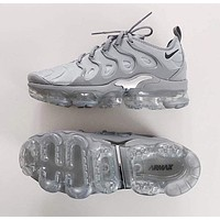 Alwayn NIKE AIR VAPORMAX PLUS Tide brand men and women air cushion sports shoes