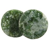 Tree Agate Stone Plugs (3mm-25mm)