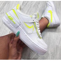 Nike WMNS Air Force 1 Shadow Ultra light low top sports casual shoes-1