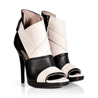 McQ Alexander McQueen - Leather Lara Sandals