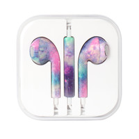 MiCase Galaxy Print Earbuds