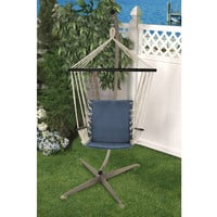 Patio Bliss Metro chair- Denim Blue