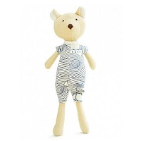 Nicolas Teddy Bear Organic Doll -  Winter Water Factory Limited Edition Outfit