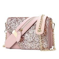 Sequined Party - Crossbody Bag