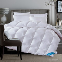 2.3 to 3.9 kg 100% white goose/duck down comforter/duvet thickening winter autumn quilt/blanket king queen twin size free ship