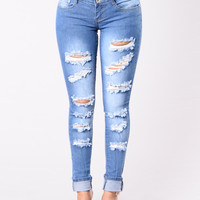 Superstition Jeans - Medium Wash