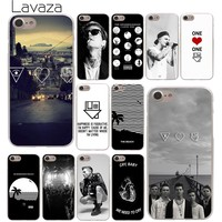 Lavaza The Neighbourhood nbhd Hard Phone Cover Case for Apple iPhone 10 X 8 7 6 6s Plus 5 5S SE 5C 4 4S Coque Shell