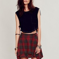 Free People Womens Too Cool for School Mini