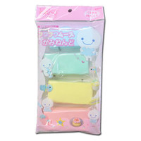 Mousse-chan Fuwa-Fuwa Paper Clay Refill ~ 4 Pastel Color