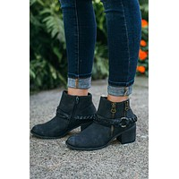 Not Rated Chryse Bootie- Black