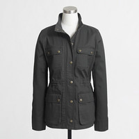 FACTORY CINCHED-WAIST FIELD JACKET