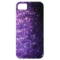 Glitter iPhone Case iPhone 5 Case from Zazzle.com
