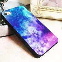Galaxy Astral Nebula iPhone case for 4/4S and 5 5