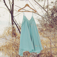The Linden Layering Tunic in Sage