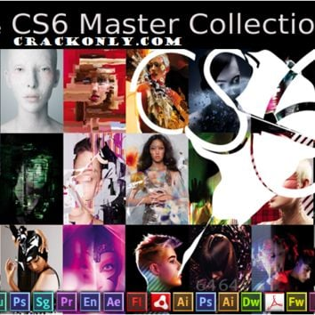 Adobe Master Collection CS6 Serial Number Plus Crack Download