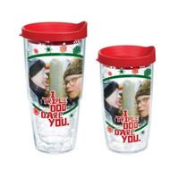 "Tervis® ""A Christmas Story"" ""I Triple Dog Dare You"" Wrap Tumbler with Lid"