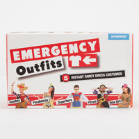 Emergency Outfit Kit Multi One Size For Women 25394695701