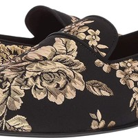 Dolce & Gabbana Mens Embroidered Loafer