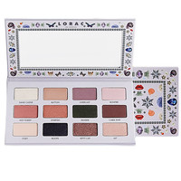 Lorac Make-up Stylish Beauty Professional Eye Shadow Matt Make-up Palette [11136593103]