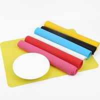 1Pcs Silicone Mats Baking Liner Silicone Oven Mat Heat Insulation Pad Bakeware Kids Foods Mats Cooking tools Book Mat