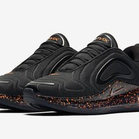 HCXX 19Aug 723 Nike Air Max 720 Black Speckle CJ1683-001 Women Men Sports Sneaker Fashion Running Shoes