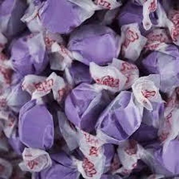 Grape Salt Water Taffy 1/2 lb