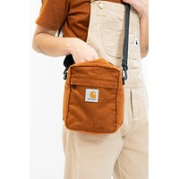 Cord Hip Bag in Brandy