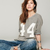 Free People We The Free Touch Down Tunic