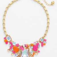 Women's kate spade new york 'tokyo city' frontal necklace