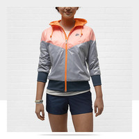 Check it out. I found this Nike Free Spin Windrunner Women's Jacket at Nike online.
