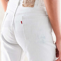 Urban Renewal Remade Super Distressed Jean - Neutral - Urban Outfitters