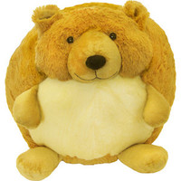 Squishable Honey Bear: An Adorable Fuzzy Plush to Snurfle and Squeeze!