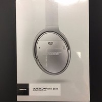 Bose QC 35 II - Noise Cancelling Wireless Headphone - 789564-0020 Silver - New